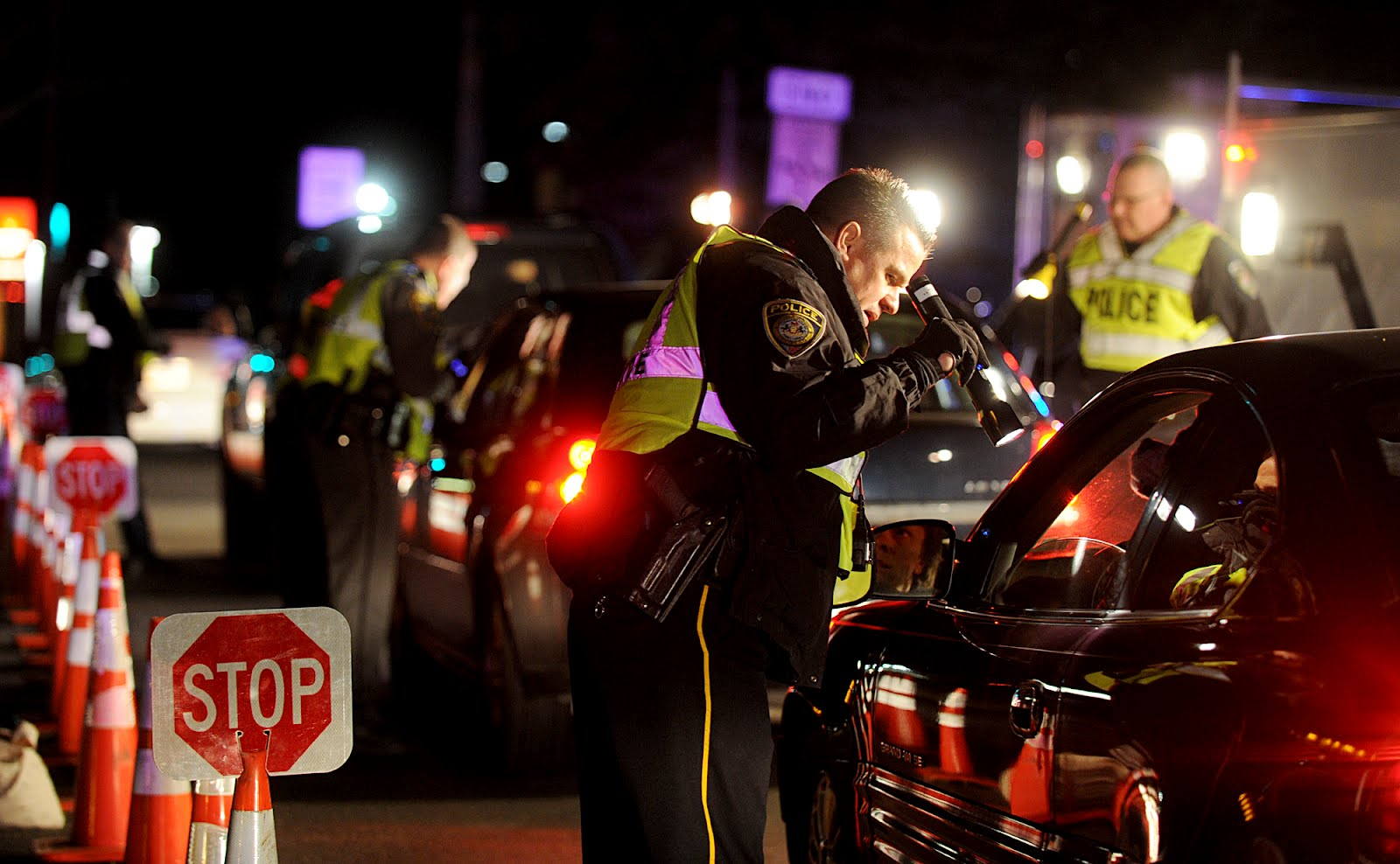 How to Get Through a DUI Checkpoint